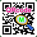 KKQR行动二维条码扫描器