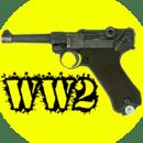 World War 2 WW2 Guns