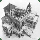 埃舍爾 - 3D圖庫