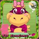 恐龙宝贝爱 - 爱心游戏