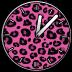 免费 - 粉红色的时钟