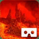 火山漫游VR