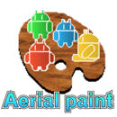 Aerial paint