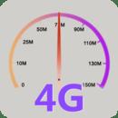 4G网速流量监控