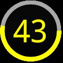 Battery Widget (Circular)