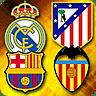 西班牙足球俱乐部测验