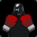 拳击男子冲