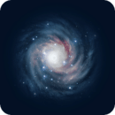 HD Galaxy Live Wallpaper