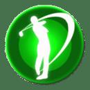 高尔夫球摇动身姿检查