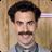 Borat的声音