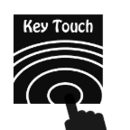 按键触摸  KeyTouch