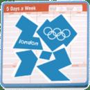 伦敦奥运会赛程