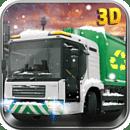 3D卡车越野驾驶