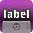 Home Screen Label