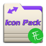 LSIP Text Icons