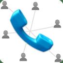 通话记录关系图