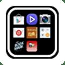 iPhone style 文件夹2