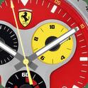Ferrari Watch Live Wallpaper