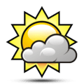 Romanian Weather Widget