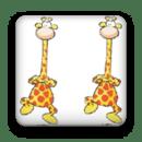 舞蹈长颈鹿