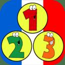 法国数 0-10为儿童
