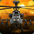 战斗直升机3D飞行