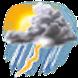 天气预报与时钟小工具