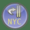 纽约街主站及地铁地图