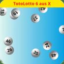 TotoLotto 6 aus X