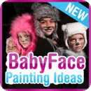 Baby Face Painting Ideas