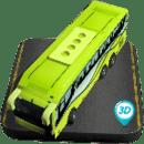 3D机场巴士