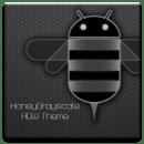 ADW Theme | HoneyGrayscale