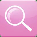 粉红为Google™搜寻