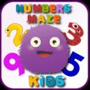 Numbers Maze Kids