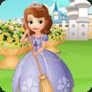 童話公主城堡清理