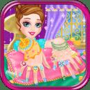 美甲设计游戏公主