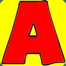 学习字母精简版