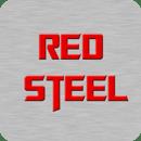 红钢键盘皮肤