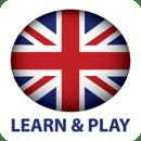 学习和玩耍。英语+
