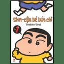 Shin Cậu Bé Bút Chì tập 1