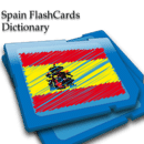 Spanish Flashcards Widget Free