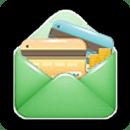 신용카드 메세지 전달