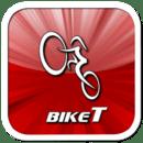자전거 네비게이션 속도계 - 바이크티