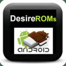 Desire ROMs