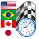 IndyCar Countdown Widget 2012