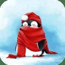 冬季企鹅墙纸免费