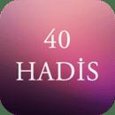 40 Hadis + Widget