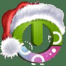 Santa on the way free theme