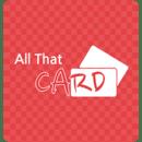 올댓카드 - 보안카드/신용카드/은행계좌 관리