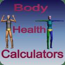 身体健康计算器